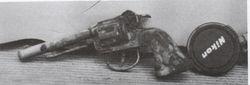 Toy Gun Stirling Park