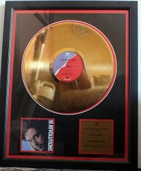 Revolution Gold Disc