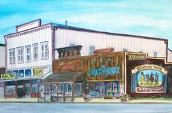 Hoppe's Garden Bistro & Bakery, Cayucos