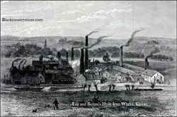 Kinver Iron Works. 1872.