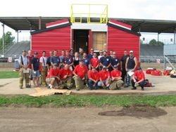 Monroe Fire School 2009