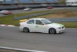 BMW E36 VrijRijden 22-01-2011