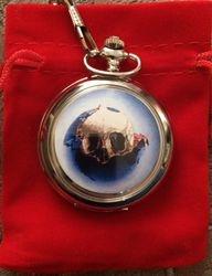 Oxygene Pocket Watch