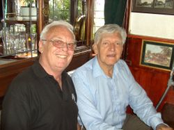 Dave Prowse and Jim Howard