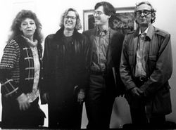 Jeanne-Claude, Amy Bogert, Robert and Christo