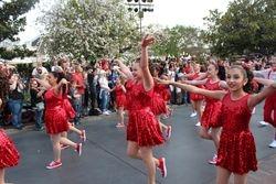 Disneyland Dance the Magic Parade