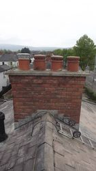 Chimney Re-point & Pot replacement