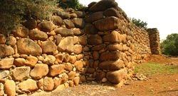 Tel Dan Wall