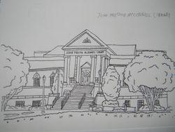 Ink rendering of RU library