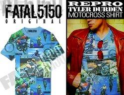 Tyler Durden Motocross Shirt