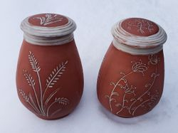 Etched Urns