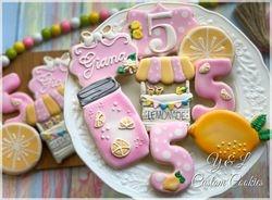 Lemonade Theme Birthday