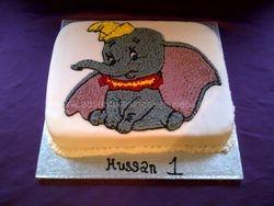 Dumbo Cake