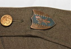 Constabulary (from 4th Cav.) Post War: