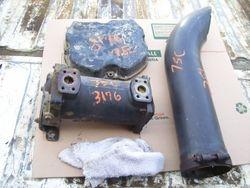 3176 Engine Parts - 75C Challenger