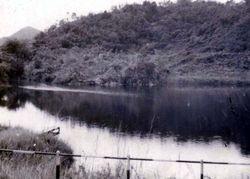 Lake At Bau