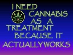 Cannabis is a Treatment