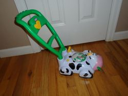 Little Tikes Moo Moo Mower Moonica - $10