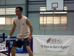 CHENG IN ACTION FINAL MATCH