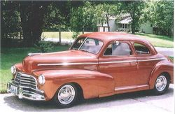 55.1946 CHEVY COUPE.