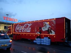 Cocal Cola Truck!
