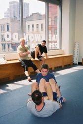 Crosstraining NYC 2005
