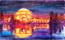 Palace of the Arts (Night)