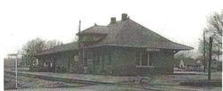 Ninety Six Train Depot