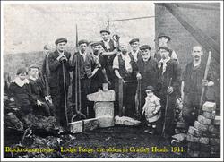 Cradley Forge.
