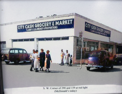 City Cash Grocery, Hempstead