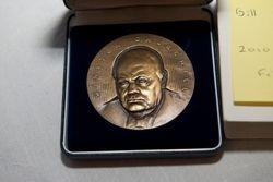 Churchill medal