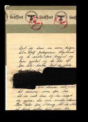 Feldpost Beamte, Unteroffizier, 1941: