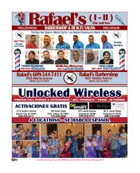 RAFAELS BARBERSHOP / UNLOCKED WIRELESS