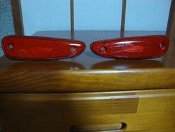 Rear Fender Markers
