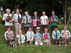 2011 Trophy Winners