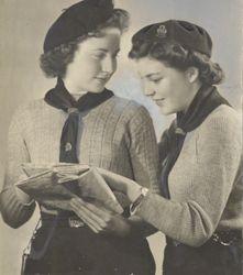 1940s Sea Ranger Uniform