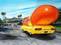 """Wienermobile"""