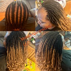Crochet Faux Locs completed in district heights, MD