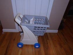 Little Tikes Shopping Cart - $13