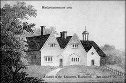 The Leasowes. c1790s.