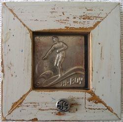 Silver Surfer Box - top