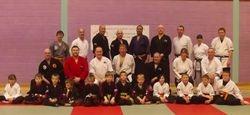 Shihan Chris Rowan Seminar - Hosted by Nicholson Kempo Ju-Jitsu School (Invergordon)