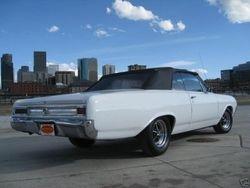 36.Convertible 1965 Buick skylark