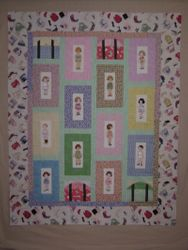 Aunt Lindy's Toy Box Quilt
