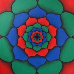 RGB Flower