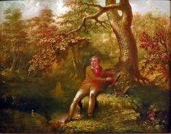 Quidor, Young Artist, 1828, Newark