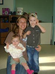 Leah, Dominic & Gabrielle