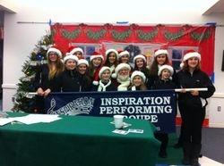 """Inspiration with Santa at the """"Santa Parade!"""""""
