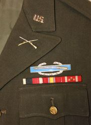I Corps, Colonel, Dress Uniform: