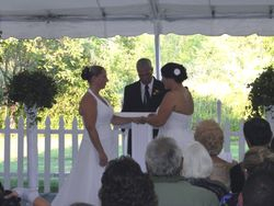 Hansen Wedding - August, 2012